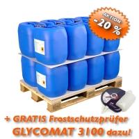 AKTION! Palette GLYKOSOL N + Frostschutzprüfer