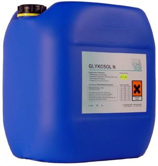 GLYKOSOL N (Monoethylenglykol) - Frostschutz für hochwertige technische Anwendungen (Konzentrat, Kanister á 30 Liter)