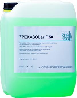 PEKASOLar® 50 - Solarflüssigkeit - füllfertig (Kanister)