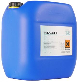 PEKASOL L (Propylenglykol) - Frost- und Korrosionsschutzmedium für lebensmittelproduzierende und technische Bereiche (Konzentrat)